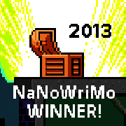 NaNoWriMo 2013 – I did it!!