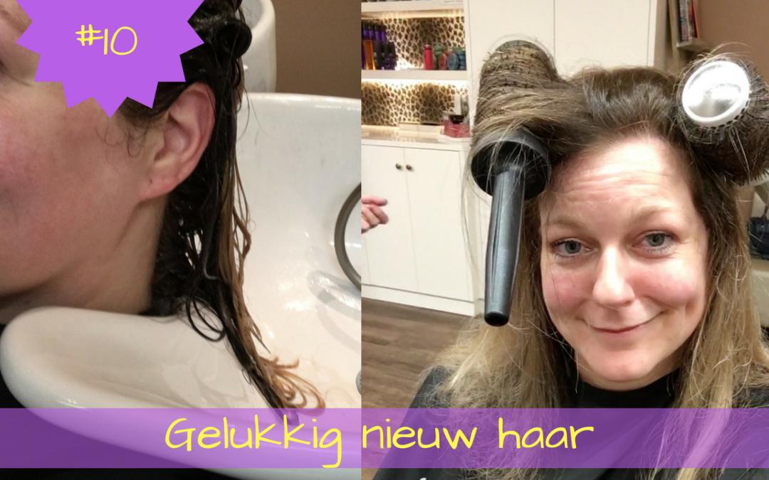 Gelukkig nieuw haar | Vlog #10