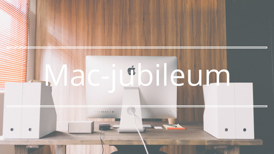Mac-jubileum