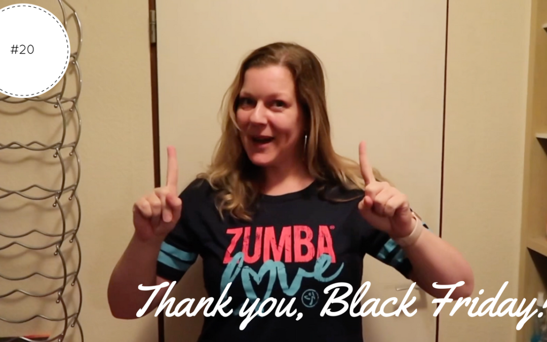 Thank you, Black Friday! | Vlog #20