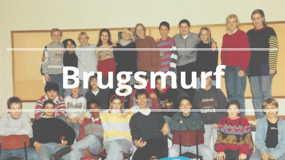 Brugsmurf