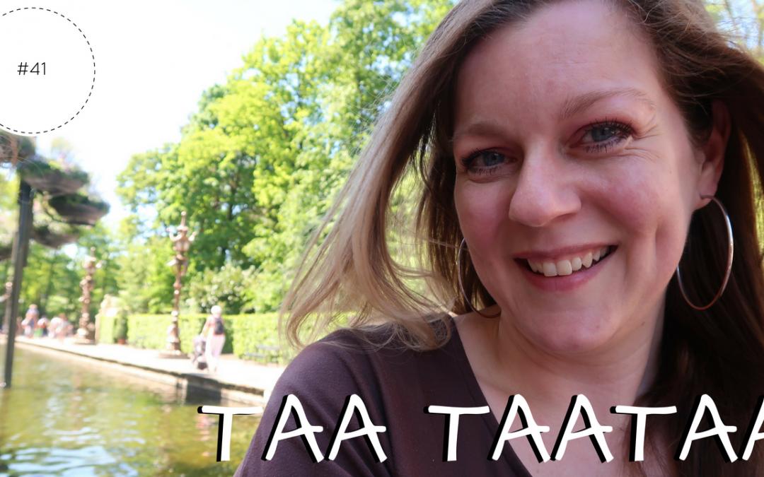 Taa taataa taa taataa | Vlog #41