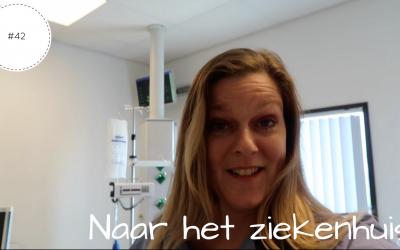 Naar het ziekenhuis | Vlog #42