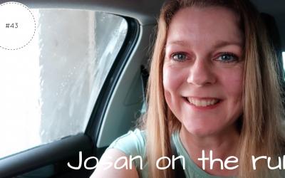 Josan on the run | Vlog #43
