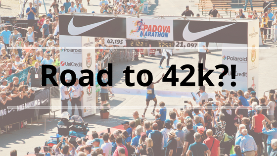 Road to 42k | Josanne In Her Own Write Blog