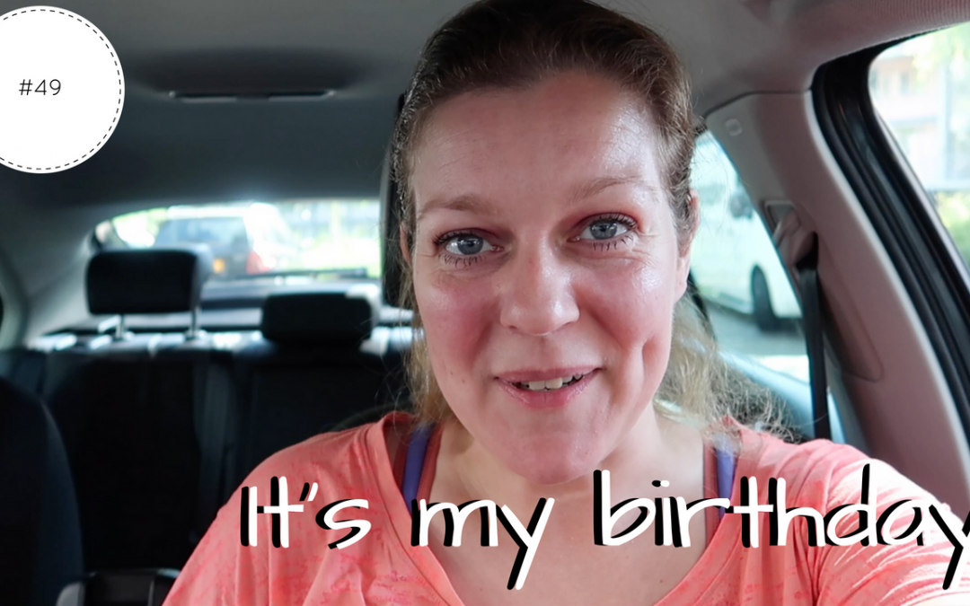 It's my birthday | Vlog #49