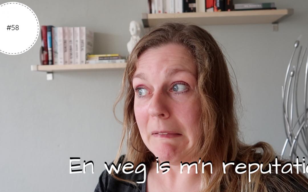 En weg is m'n reputatie | Vlog #58