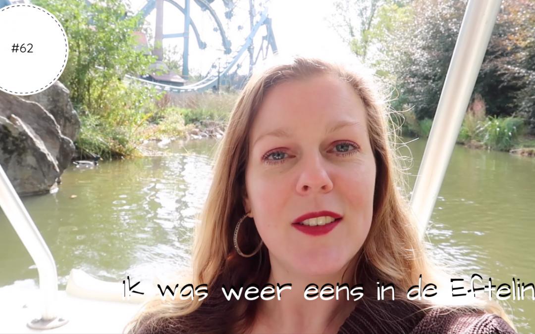 Ik was weer eens in de Efteling | Vlog #62