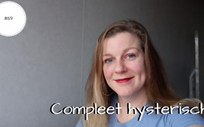 Compleet hysterisch | Vlog #69