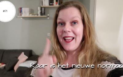 Raar is het nieuwe normaal | Vlog #71