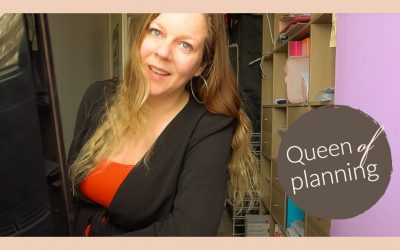 Ik kan zo goed plannen | Vlog #83
