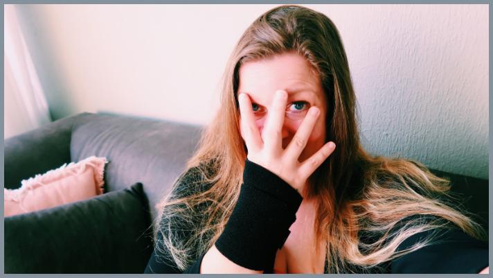 Uitgemolken blessures | Josanne in her own write