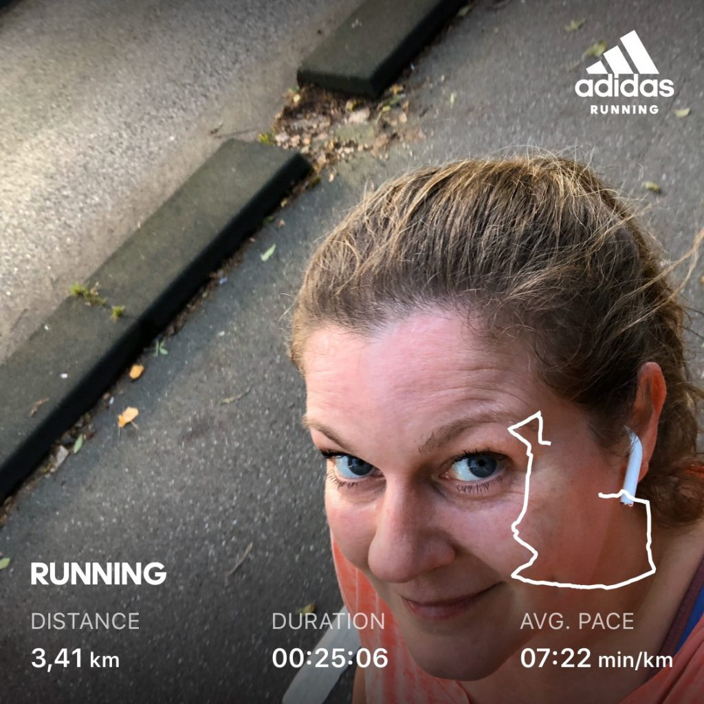 Road to 21k - training 2