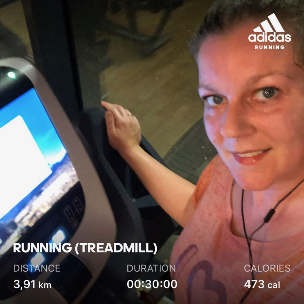 Road to 21k - training 3