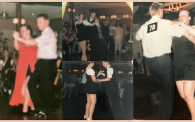 Toen ik door het leven danste